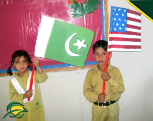 Pakistan and America